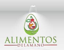 #105 untuk Diseño de logo para Marca de alimentos oleh ra3311288