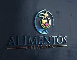 #123 untuk Diseño de logo para Marca de alimentos oleh ra3311288