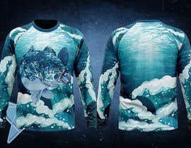 #86 for T-Shirt Design (Fishing Shirt) af ferdousisultana2