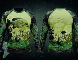 #113 for T-Shirt Design (Fishing Shirt) af ferdousisultana2
