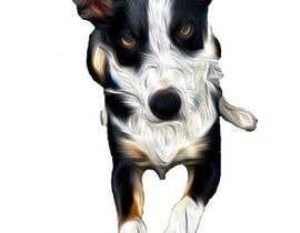 Nro 151 kilpailuun make my dog image background transparent so I can print them on t-shirts, socks, shorts, etc. käyttäjältä niloysh25