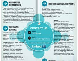 #9 for Interesting Resume Design by SneR85