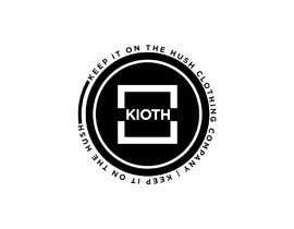 #221 for KIOTH Clothing Logo - 25/11/2020 03:57 EST by zubairsfc