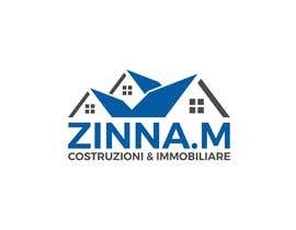 #318 for Logo for real estate and construction - Zinna.M Costruzioni & Immobiliare by kaygraphic