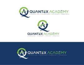 #410 for Design a logo - Quantex af Mohaimin420