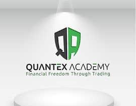 #412 for Design a logo - Quantex af Mohaimin420