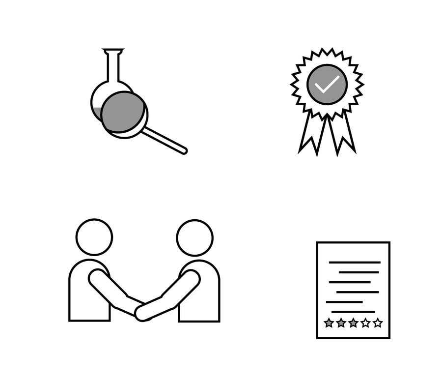 Contest Entry #                                        59                                      for                                         Create Vector Illustrations / icons for our 4 services