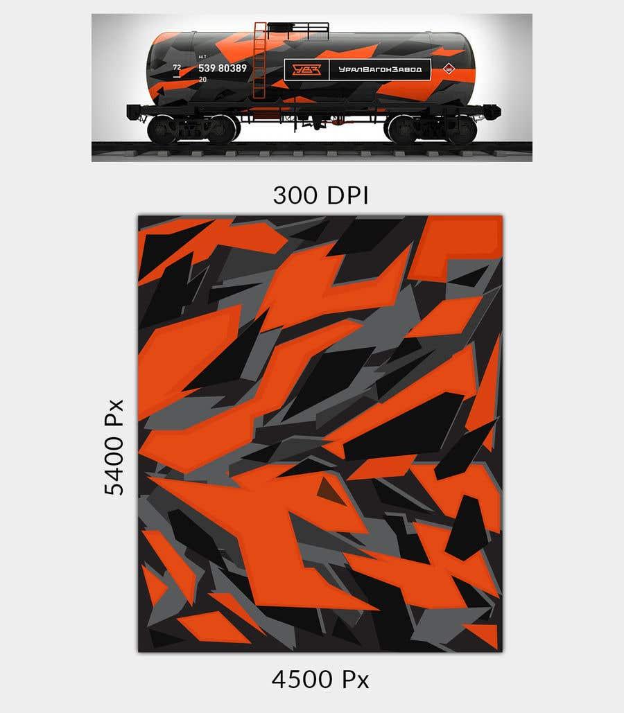 Kilpailutyö #                                        21                                      kilpailussa                                         Create a Camouflage Pattern