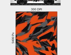 Nro 21 kilpailuun Create a Camouflage Pattern käyttäjältä alighouri01