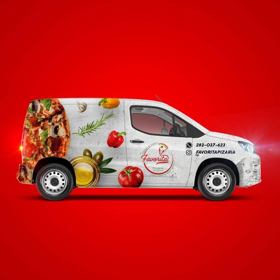 Proposition n°                                        46                                      du concours                                         build a pizza restaurant desing in a car