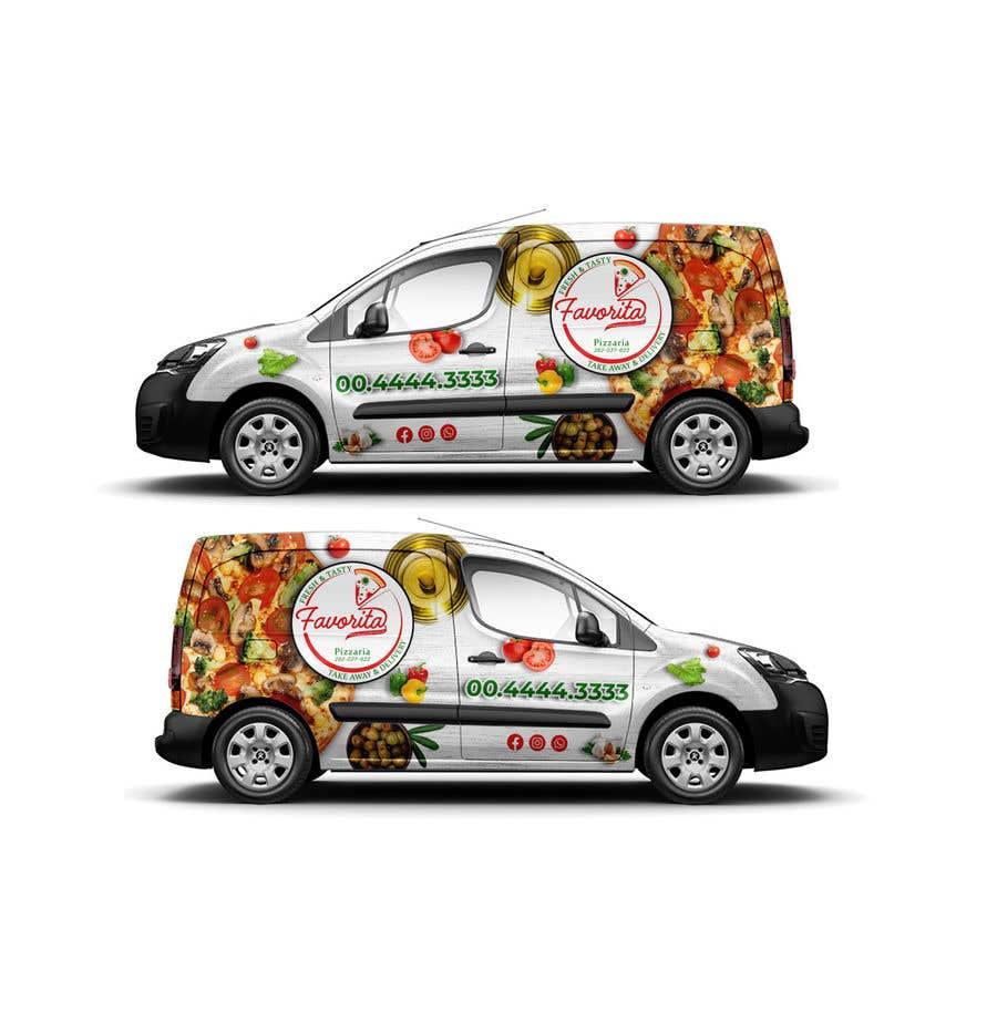 Proposition n°                                        39                                      du concours                                         build a pizza restaurant desing in a car