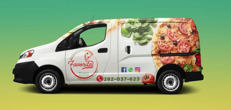 Proposition n°                                        44                                      du concours                                         build a pizza restaurant desing in a car