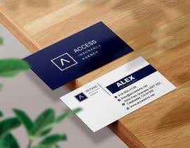 """#51 for Need a 2"""" x 3.5"""" Standard business card design af robiulislam01753"""