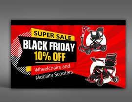 Nro 106 kilpailuun Black Friday Sale Banner käyttäjältä usaithub