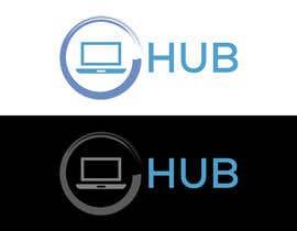 "#147 cho Logo for ""Hub"" - a personal website bởi fazlayrabbi902"