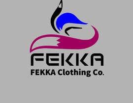 Nro 107 kilpailuun FEKKA Logo käyttäjältä shafiqulislam83