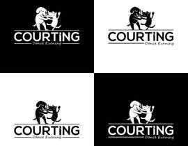Nro 604 kilpailuun Design a logo Courting dance käyttäjältä abdurrahim292