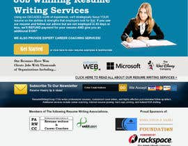 #7 for Resume Writing Services Website by vedanthemu