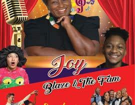 akkasali43a tarafından Joy Blaze & The Fam Flyer için no 19