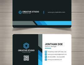 #38 untuk Make me a business card oleh DesignerGobinda