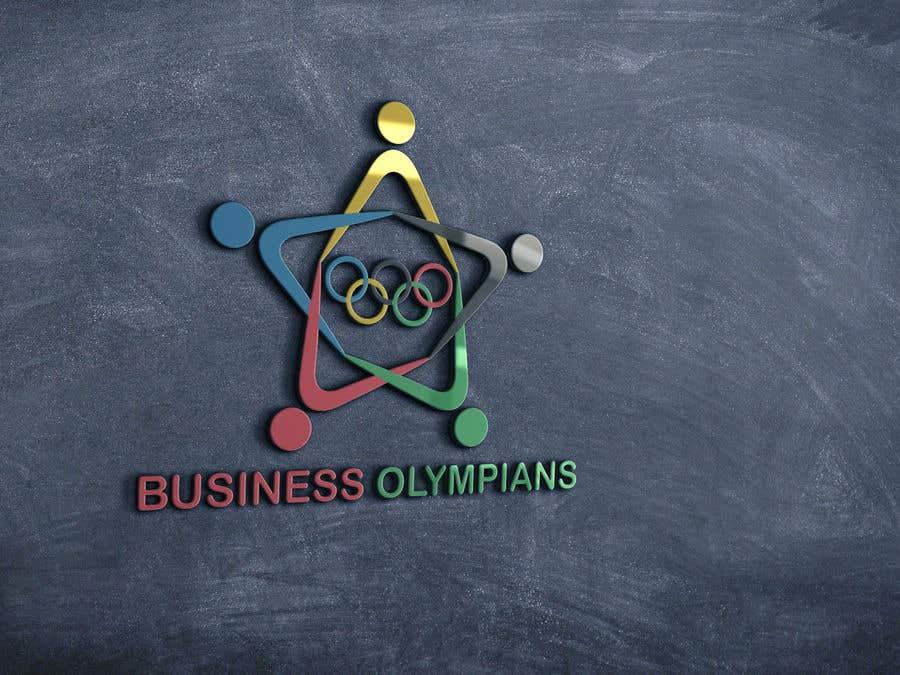 Penyertaan Peraduan #                                        159                                      untuk                                         Business Olympians Logo