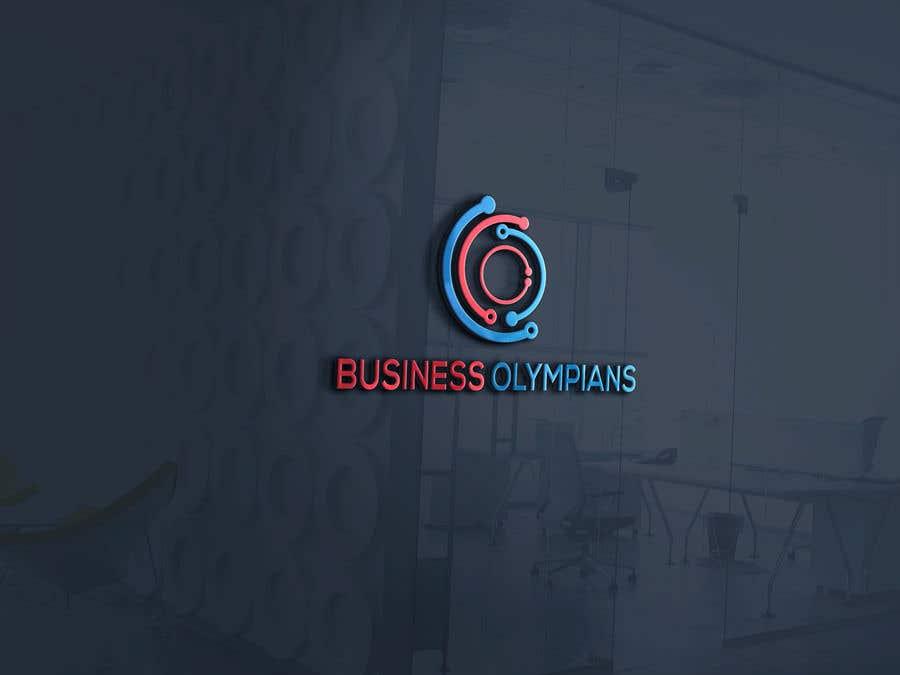 Penyertaan Peraduan #                                        134                                      untuk                                         Business Olympians Logo
