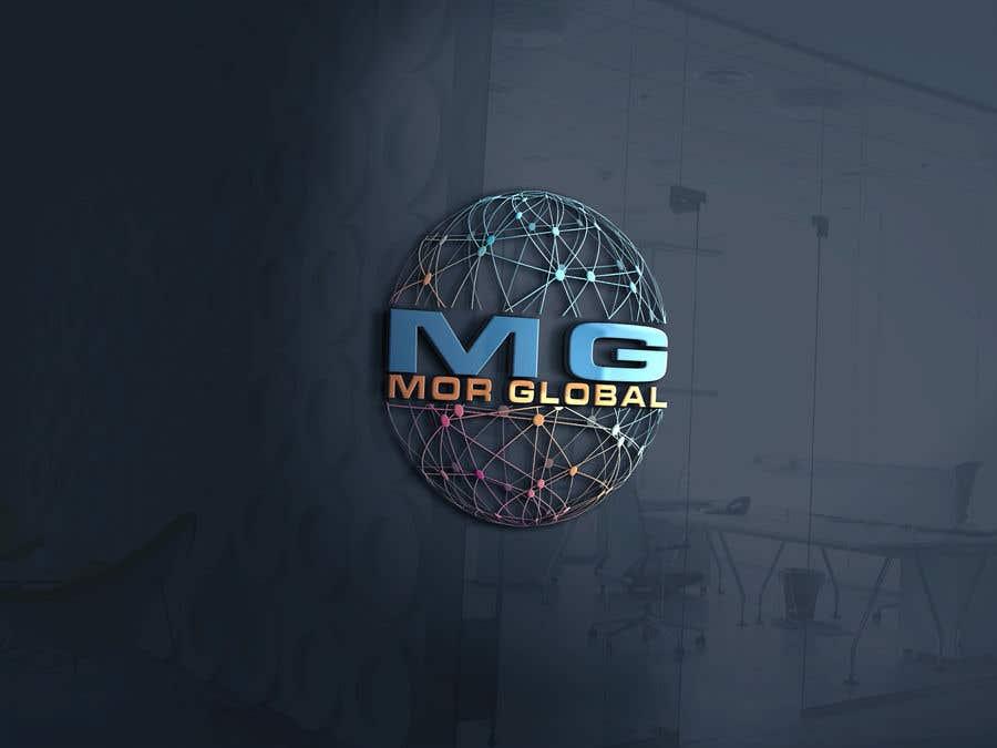 Penyertaan Peraduan #                                        349                                      untuk                                         Create a Design for logo-Mg Mor Global