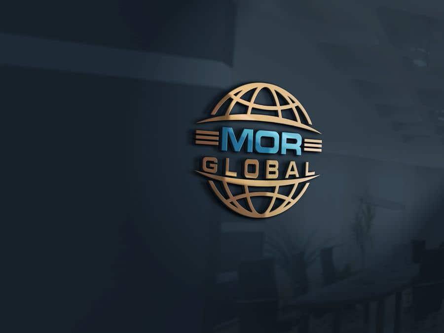 Penyertaan Peraduan #                                        360                                      untuk                                         Create a Design for logo-Mg Mor Global