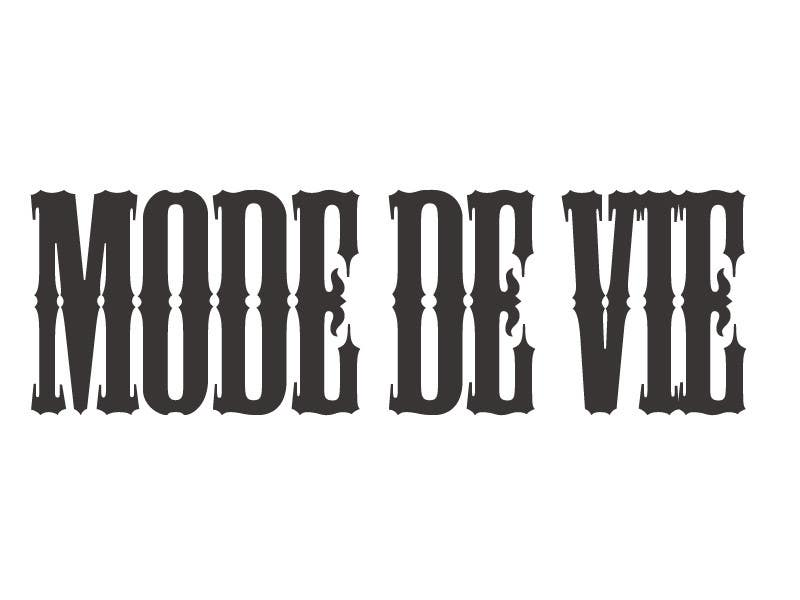 Contest Entry #                                        48                                      for                                         Design A Logo For Brand Name: Mode de Vie