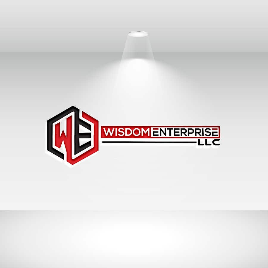 Bài tham dự cuộc thi #                                        13                                      cho                                         I need a professional logo created for Wisdom Enterprise, LLC It's important to have W E highlighted in some creative way.