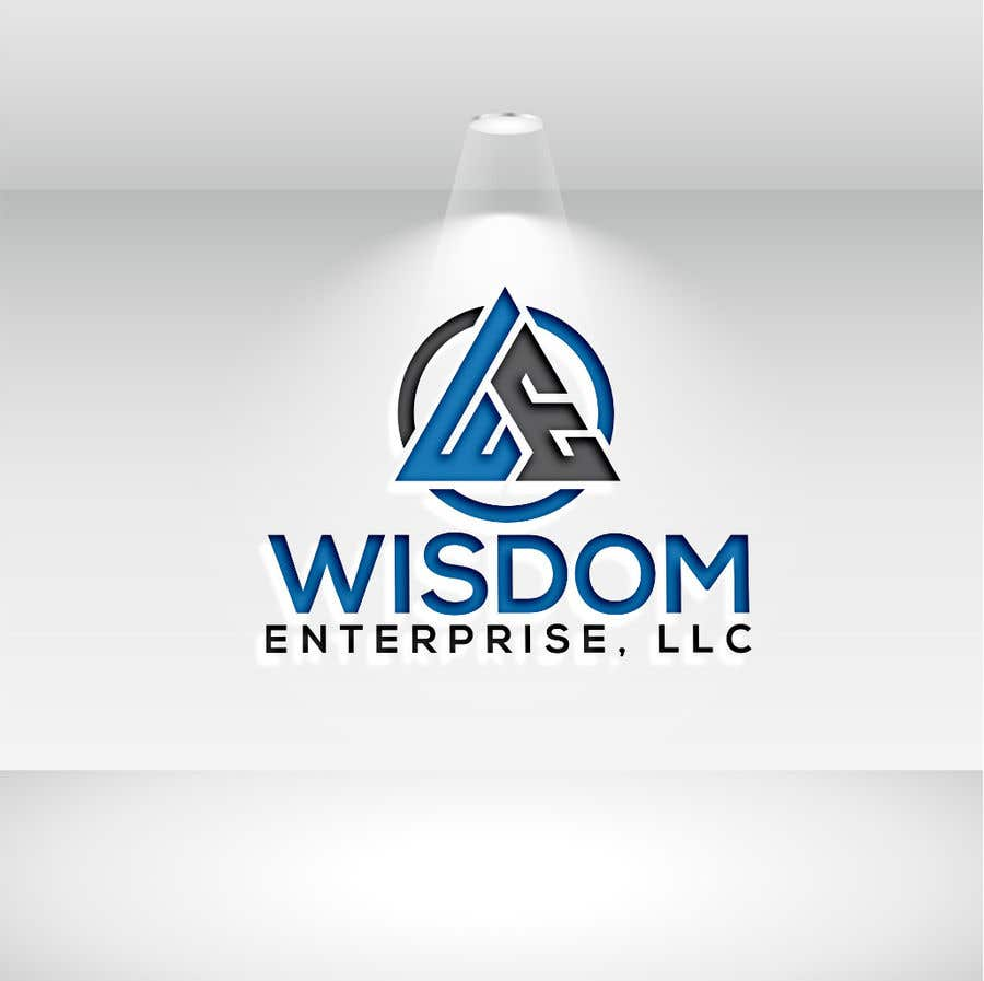 Bài tham dự cuộc thi #                                        85                                      cho                                         I need a professional logo created for Wisdom Enterprise, LLC It's important to have W E highlighted in some creative way.