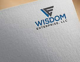 ronykumar668 tarafından I need a professional logo created for Wisdom Enterprise, LLC It's important to have W E highlighted in some creative way. için no 84