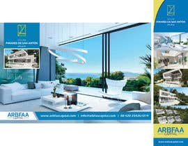 #101 for Printed Banner for real estate project by vakhadtare