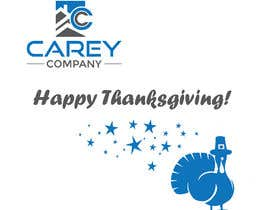 #109 for Thanksgiving Email for Construction Company by Kathevzla