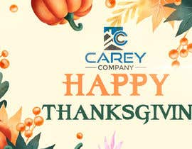 #94 for Thanksgiving Email for Construction Company by Sumaakter98858