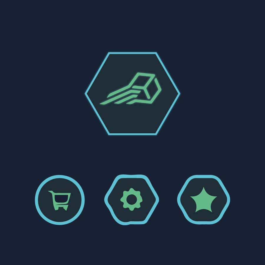 Konkurrenceindlæg #                                        111                                      for                                         Design an app/game logo