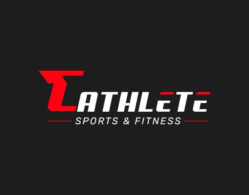 Penyertaan Peraduan #                                        198                                      untuk                                         Logo Design for sports & fitness website
