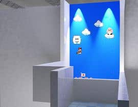 #11 for Build a wall design for my house - Mario bross as an example af rafloreshn