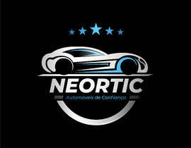 #150 cho Logo for car shop - NEORTIC Automóveis de Confiança bởi bobbybhinder