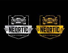 #153 cho Logo for car shop - NEORTIC Automóveis de Confiança bởi bobbybhinder