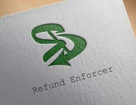 #20 para Design a Logo for Refund Enforcer por hosambadawy
