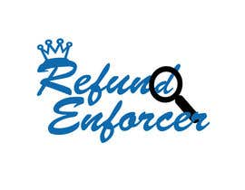 Nambari 22 ya Design a Logo for Refund Enforcer na PodobnikDesign