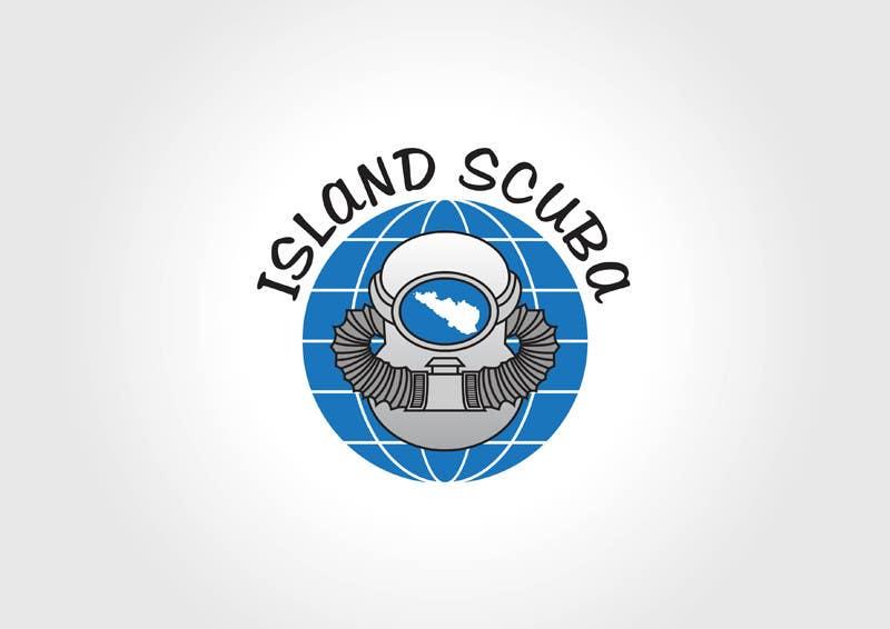 Kilpailutyö #                                        9                                      kilpailussa                                         Logo Design for Island Scuba