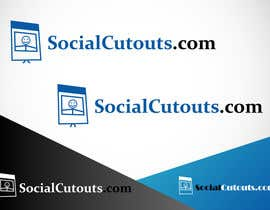 #33 for Design a Logo for SocialCutouts.com af OviRaj35