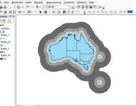Nro 3 kilpailuun Create a boundary around a SHP file käyttäjältä priyam83