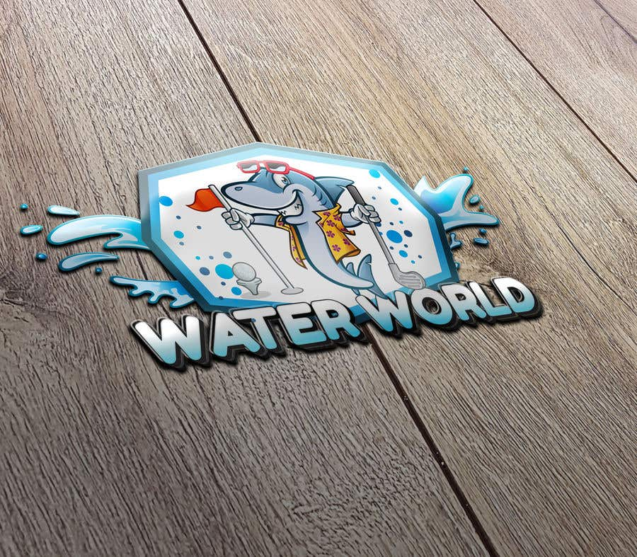 Contest Entry #                                        279                                      for                                         LOGO - Underwater Theme Mini Golf
