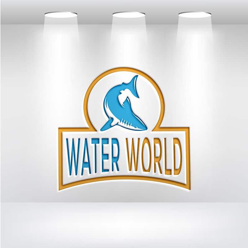 Contest Entry #                                        130                                      for                                         LOGO - Underwater Theme Mini Golf