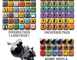 #5 untuk Minesweeper HD assets remake oleh SherryD45