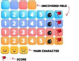 #8 untuk Minesweeper HD assets remake oleh kudinCoding