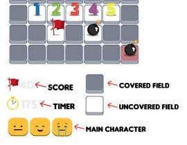 #9 untuk Minesweeper HD assets remake oleh kudinCoding